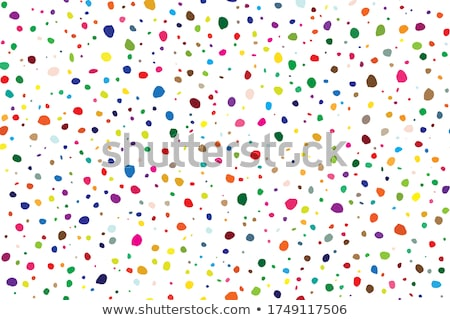 rainbow colors are random scattered Stock photo © romvo