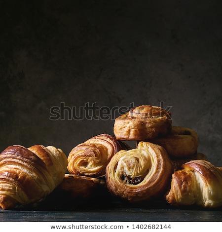 ペストリー ジャム パン粉 食品 フルーツ ケーキ ストックフォト © Digifoodstock