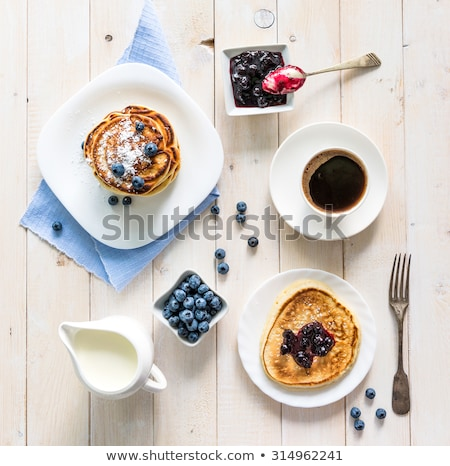 espresso coffee with currant on white background stock photo © francesco83