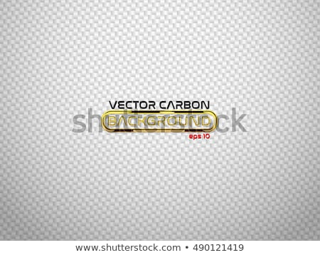 Vector white carbon fiber volume background Stock photo © Iaroslava