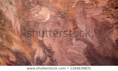 Acrylic stains and craquelures Stock photo © SwillSkill