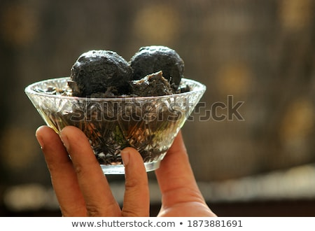 pickled green gooseberries Stock photo © Digifoodstock