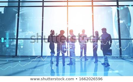 Conversion Marketing Technology - Business Concept. Stock photo © tashatuvango
