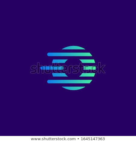 o letter signature logo Stock photo © meisuseno