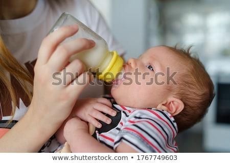 Chłopca oglądania dzieciństwo niewinność Zdjęcia stock © IS2
