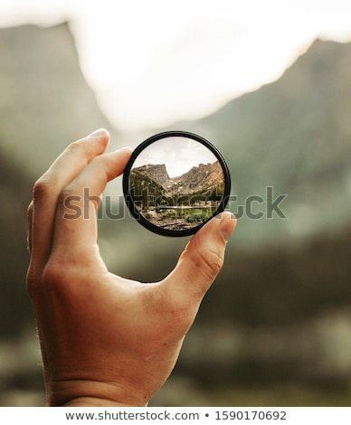 Focusing Stock photo © IS2