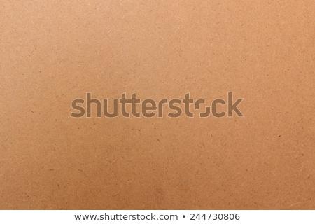 Fiberboard Background Stock photo © CsDeli