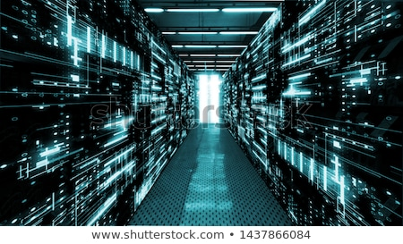 Big data and data mining concept illustration  - 3d rendering Stock photo © Elnur