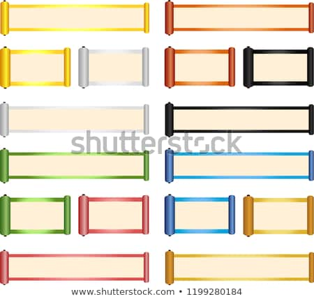 Gorgeous apanese scroll Stock photo © Blue_daemon