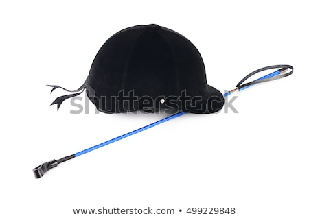 Polo Sports, People with Helmets Riding Horses Stock photo © robuart