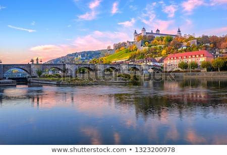 Alemanha cityscape imagem velho principal ponte Foto stock © rudi1976