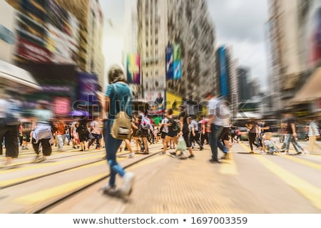 Commuter in a rush Stock photo © photography33