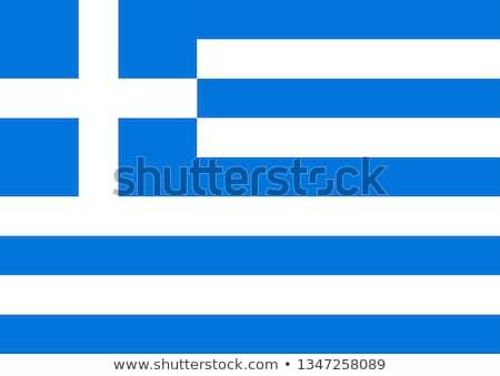 Yunanistan · bayrak · örnek · suluboya · arka · plan · sanat - stok fotoğraf © zeffss