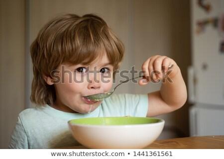 süt · çocukluk · sağlık · çikolata · turuncu - stok fotoğraf © get4net