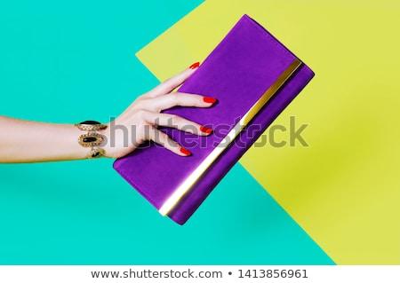 Glamour purse Stock photo © natika
