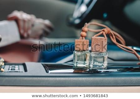 香り · 香水 · 小さな · ブロンド · ハンサムな男 · かなり - ストックフォト © MikLav