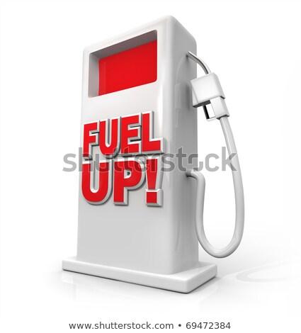 winkelen · brandstof · business · olie · gas · industrie - stockfoto © alexmillos