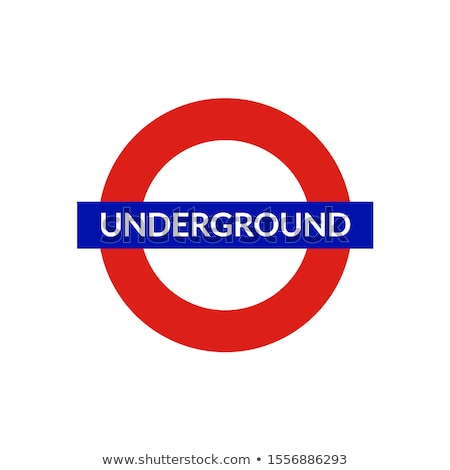 Londres · métro · esprit · écart · avertissement · signe - photo stock © andreykr