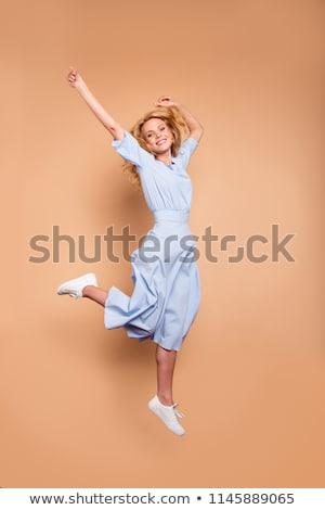 スカート ダンス 女性 ボディ 髪 美 ストックフォト © Paha_L
