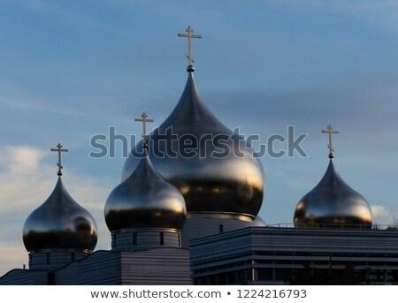 Igreja Paris França la romano Foto stock © dariazu
