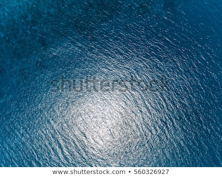 aerial view of lake water surface stock photo © stevanovicigor