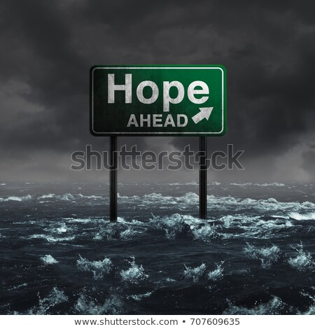 Hope Ahead Stock photo © Lightsource