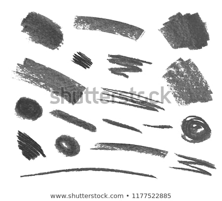 vector chalk charcoal realistic texture