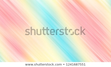 Multicolor neon light wavy lines. Colorful seamless pattern. Stock photo © almagami