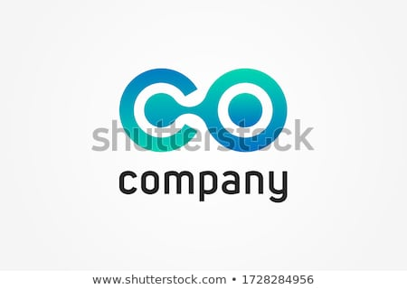 Futurystyczny nieskończoność projektowanie logo wektora działalności streszczenie Zdjęcia stock © SArts