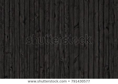 Wood texture background. black wood wall ore floor stock photo © ivo_13