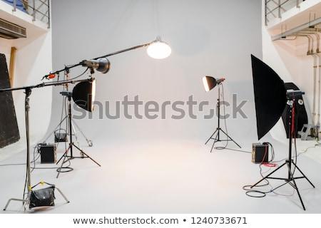 Ready To Shoot Stock photo © MilanMarkovic78