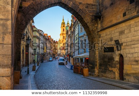 View on Mala Strana Stock photo © Givaga