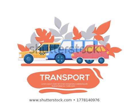 зерна колесо контейнера изолированный икона вектора Сток-фото © robuart
