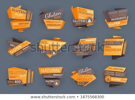 establecer · ecológico · iconos · eps - foto stock © darkves