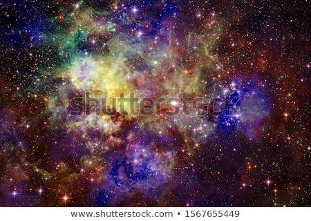 Galaxies univers résumé image espace Photo stock © NASA_images