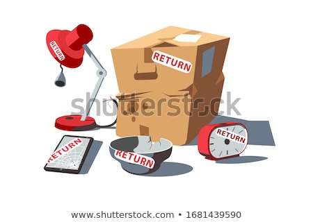 Return of damaged goods Stock photo © jossdiim