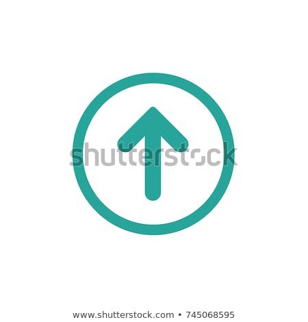 clique · aqui · verde · botão · mão · cursor · branco - foto stock © cla78
