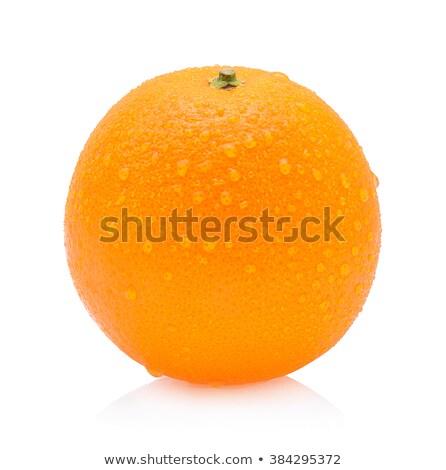 Stok fotoğraf: Sulu · ıslak · meyve · taze · meyve · dilimleri · yalıtılmış