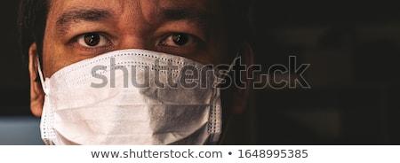 homem · negro · paciente · preto · africano · americano · homem - foto stock © piedmontphoto