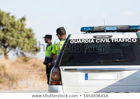 A team of traffic guards Stock photo © photography33