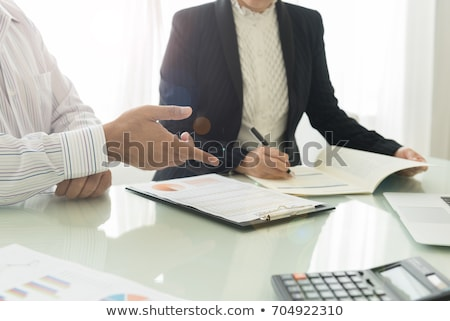 A work evaluation Stock photo © photography33