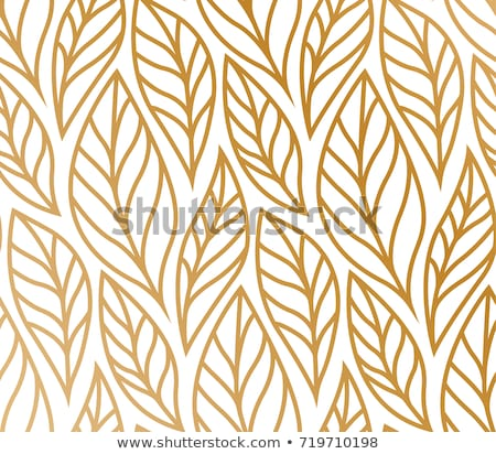 Abstract plant pattern. Stock photo © oscarcwilliams