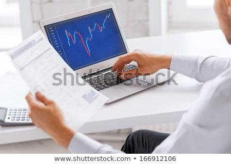 деньги · онлайн · веб · экране · браузер - Сток-фото © iqoncept