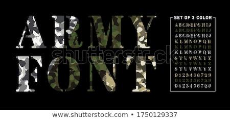 Paintball ayarlamak yalıtılmış beyaz arka plan tabanca Stok fotoğraf © konturvid