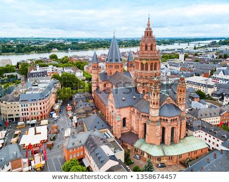 Mainz Cathedral - Mainzer Dom Stock photo © aladin66