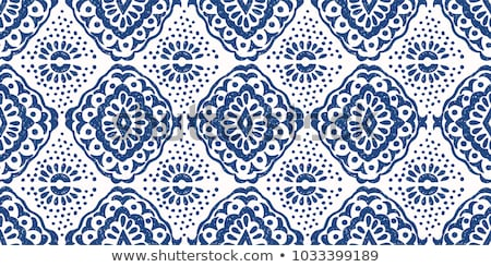 Rug pattern Stock photo © trgowanlock
