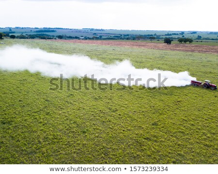 Application of manure on arable Stock photo © michaklootwijk