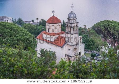 Old Orthodox Monastery Stock photo © nessokv