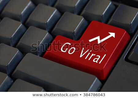 Viral marketing communication match éclairage groupe Photo stock © Lightsource
