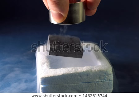 Superconductivity Stock photo © idesign